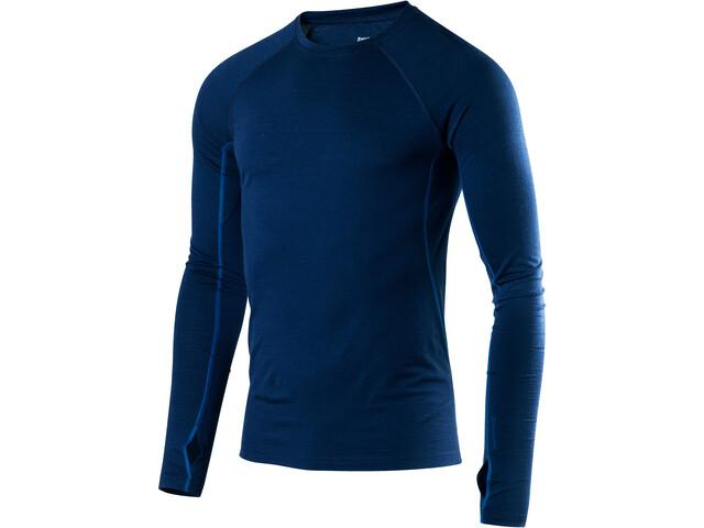 Houdini Desoli Crew Shirt Herr canyon blue